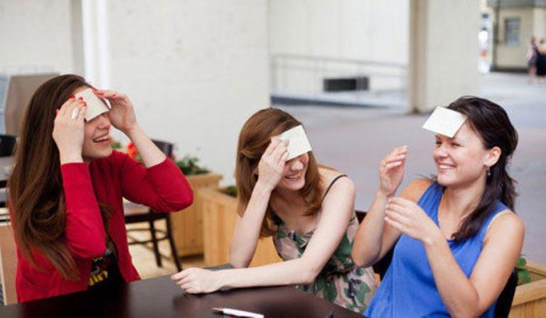конкурс за столом. Фото:parties-and-picnics.org