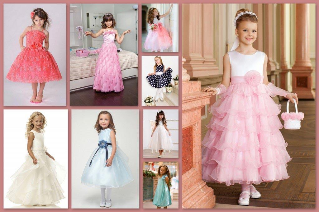 Пышные праздничные платья. Фото с сайта shoptips.ru