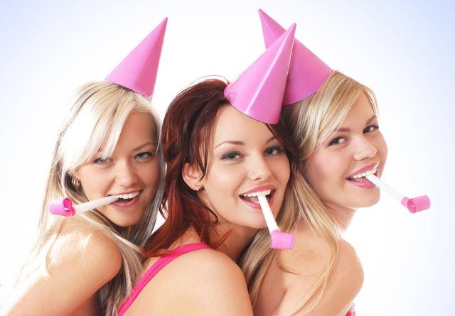 Не бойтесь веселиться. Фото с сайта shutterstock