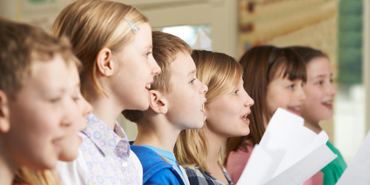 Дети могут подготовить концерт. Фото с сайта huffpost.com