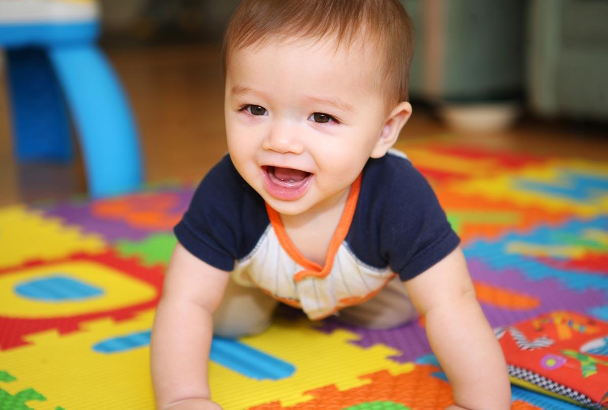Важно способствовать всестороннему развитию ребенка. Фото с сайта mama.ua