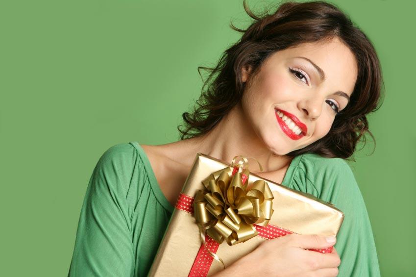 Подарок должен быть полезным