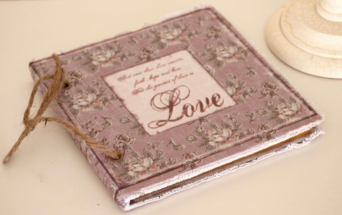 Альбом о вашей любви. Фото с сайта www.lemoncherry.com
