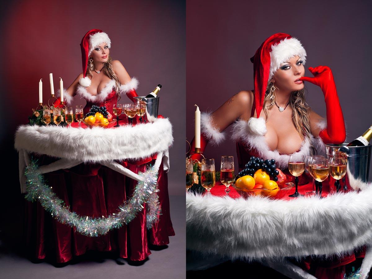 Новогодняя леди-фуршет. Фото с сайта anti-tamada.ru