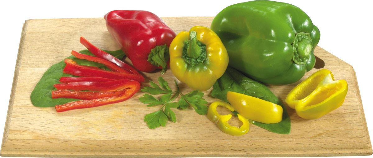Разноцветные перцы. Фото с сайта www.profan.su