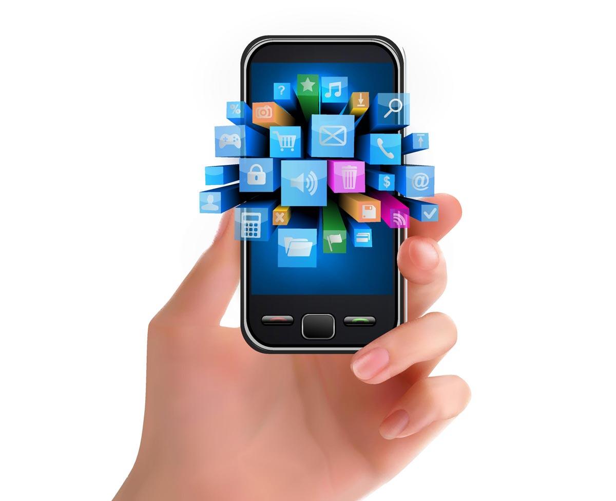 Новый телефон - хороший подарок для воспитателя, которому важно быть на свете с родителями. Фото с сайта thedma.org