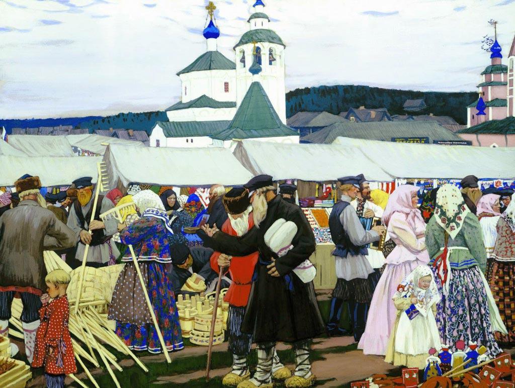 История торговли в России. Фото с сайта www.minimum-price.ru