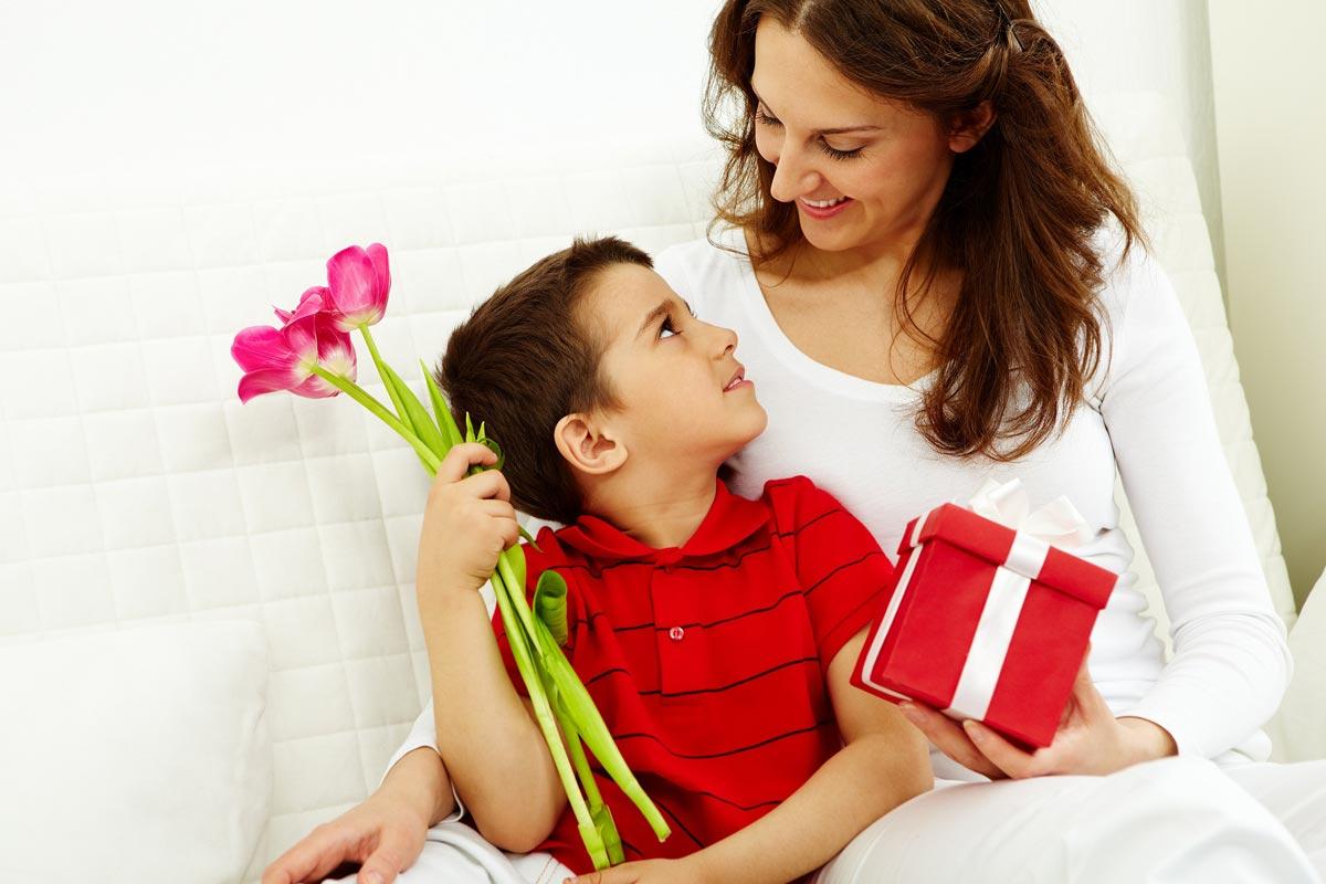 Подарите маме цветы. Фото с сайта imagebank.valkenhorst.nl