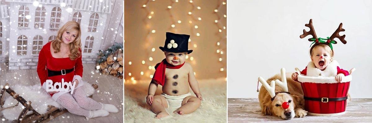 Попробуйте примерить на себя новогодние образы. Фото с сайта parties-and-picnics.org