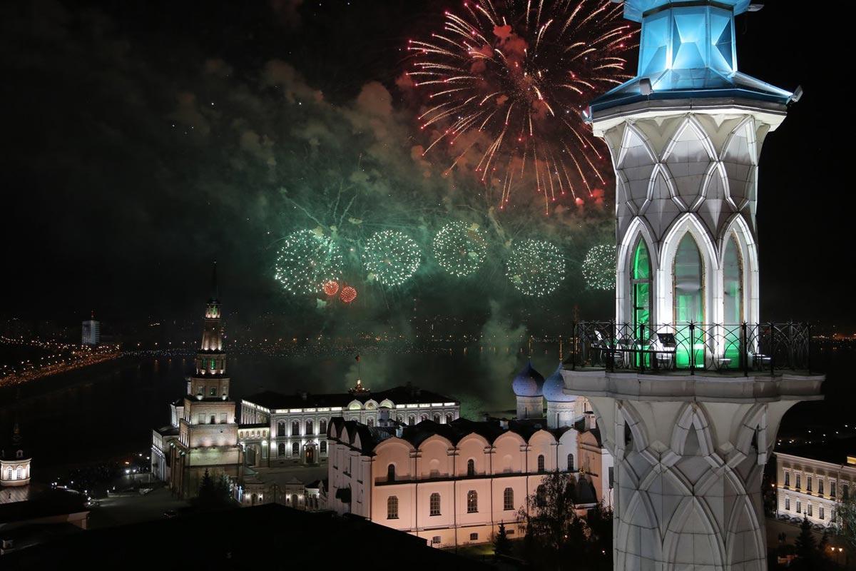 Майские праздники в Казани. Фото с сайта kazan-kremlin.ru