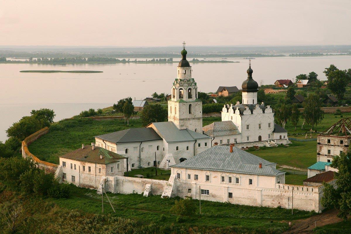 Казанские соборы. Фото с сайта fotoham.ru