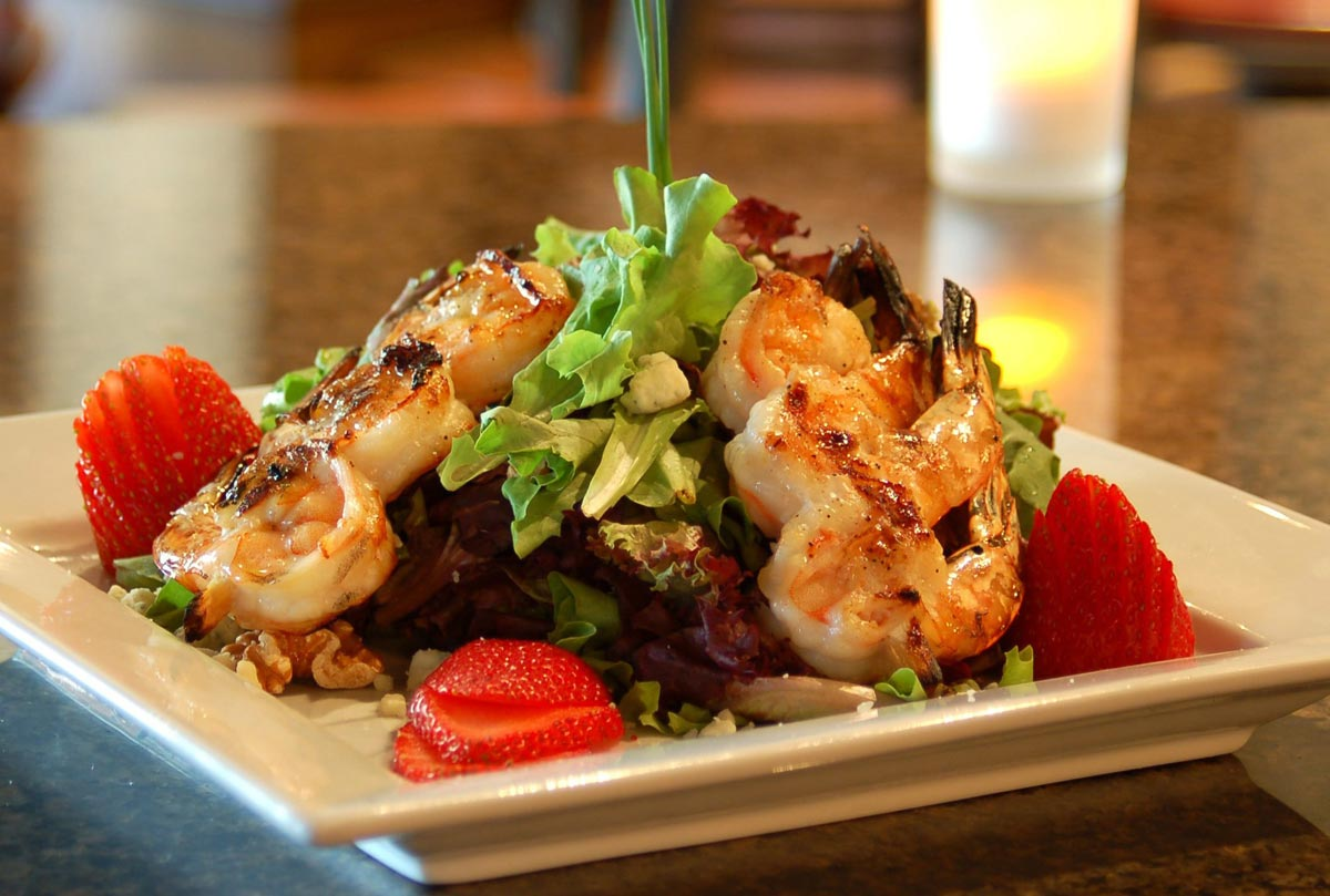 Блюда должны быть порционными. Фото с сайта www.417mag.com