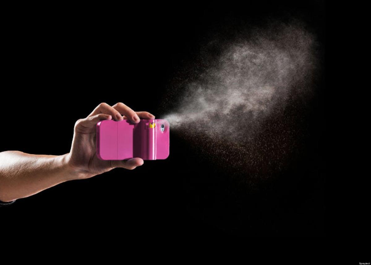 Оригинальный газовый баллончик. Фото с сайта huffpost.com