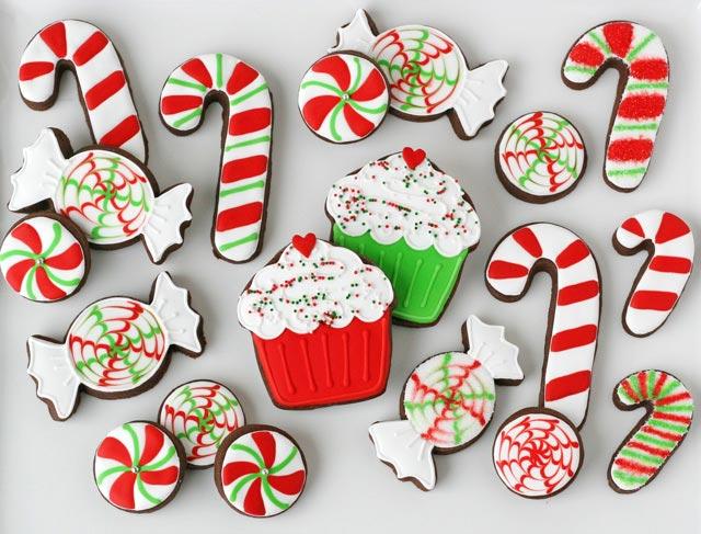 Имбирное печенье принято украшать. Фото с сайта vy-i-pechka.ru