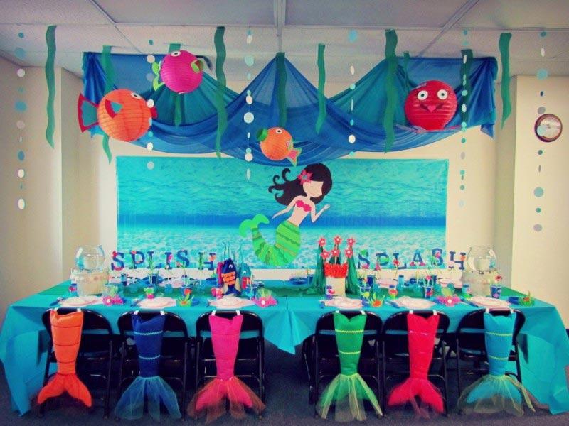 В стиле русалочки. Фото с сайта www.kidsomania.com