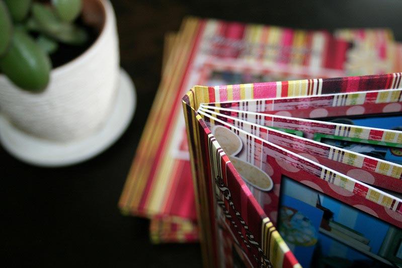 Фотоальбом - подарок на память во всех смыслах. Фото с сайта www.admir-novosibirsk.ru