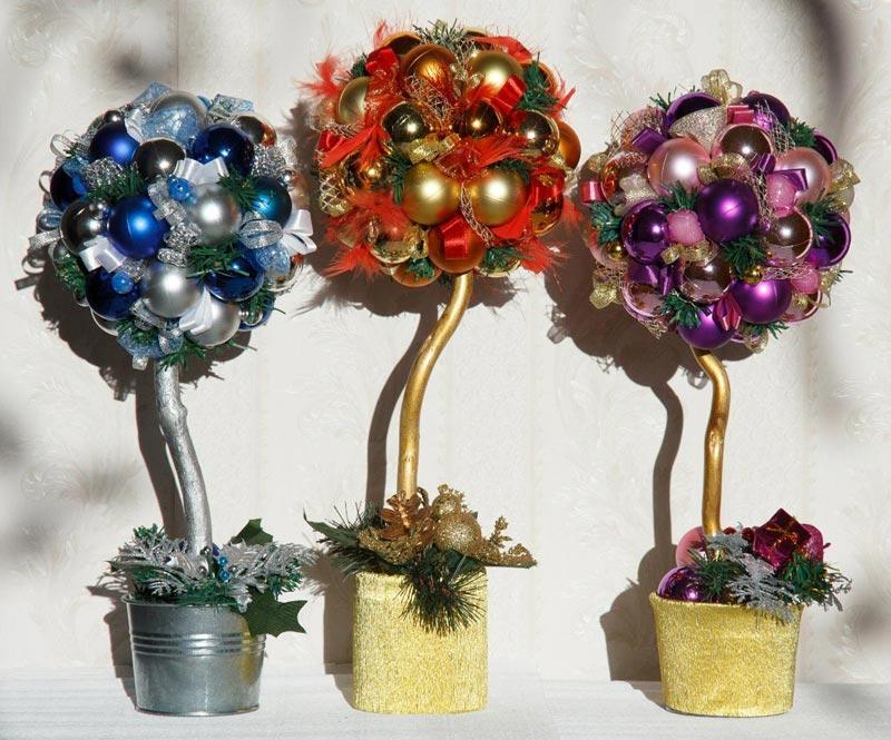 Топиарий - дерево счастья. Фото с сайта infourok.ru