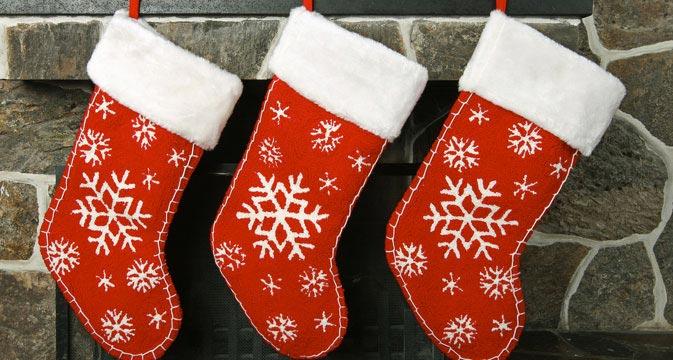 Новогоднее украшение квартиры. Фото с сайта www.passion.ru