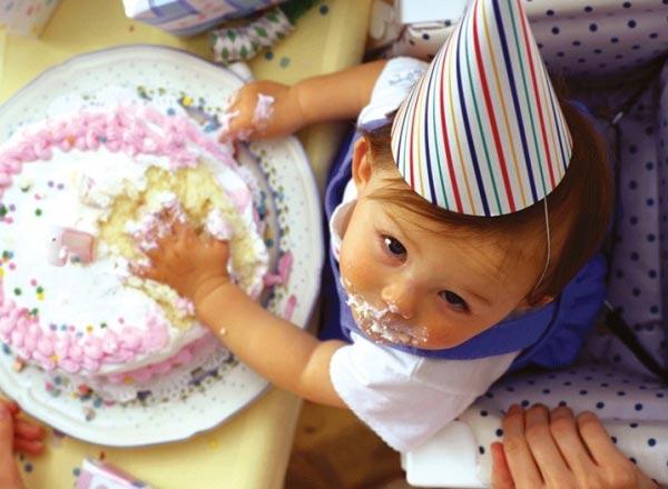 Первый год, как и первый день рождения, очень важен. Фото: краснаягорка.su