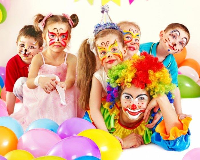 Аквагрим разнообразит праздник. Фото с сайта ledi-angel.ru