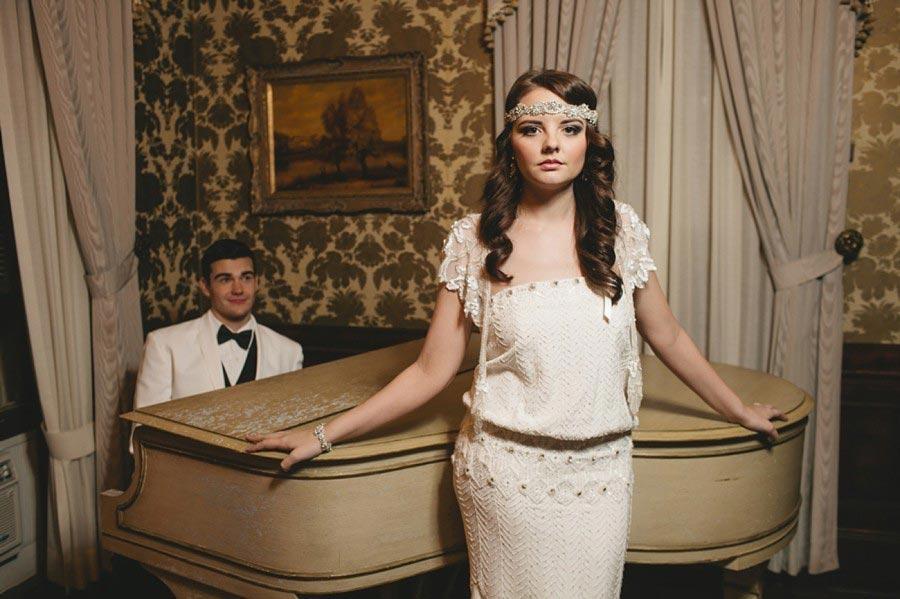 Свадьба в стиле Гэтсби. Фото с сайта www.svadebka.ws