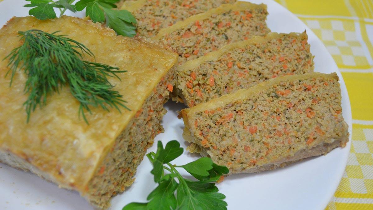 Мясной хлеб. Фото с сайта perpetum-vita.ru