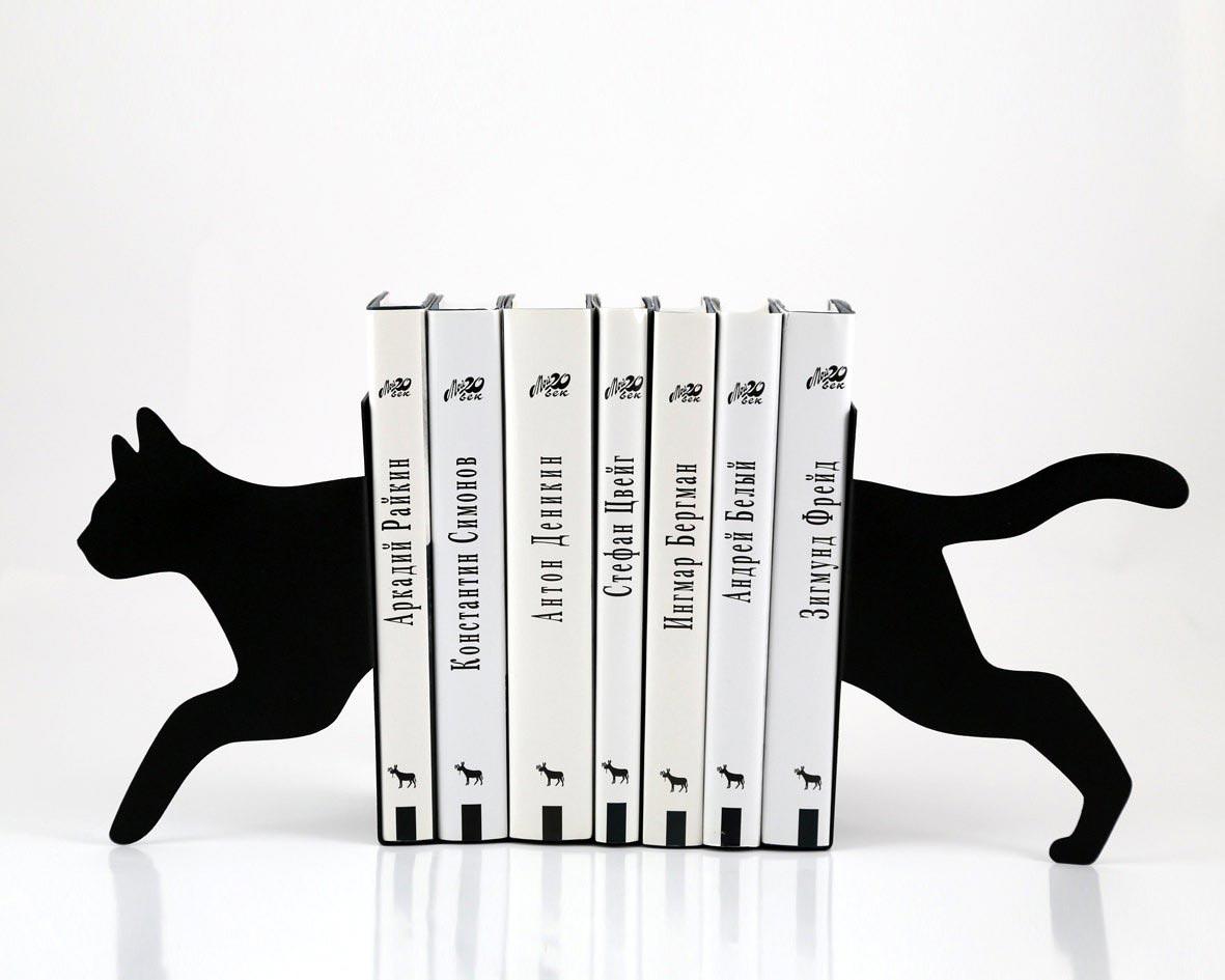 """Держатель для книг """"Кошка"""". Фото с сайта atelierarticle.com"""