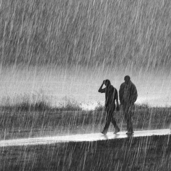 Дождь в праздничный день - хороший знак