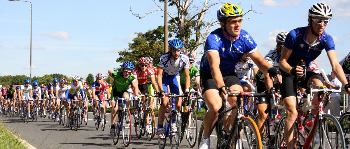 Устройте велопробег. Фото с сайта www.sportiveuk.co.uk