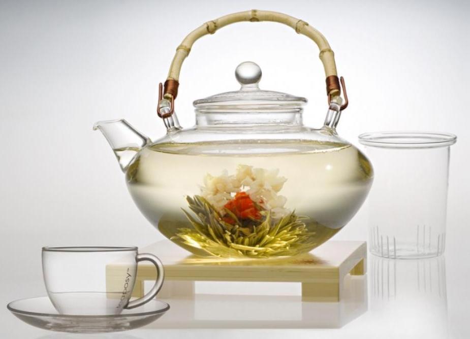 Букет связанного чая. Фото с сайта totalbeautyglamour.ru