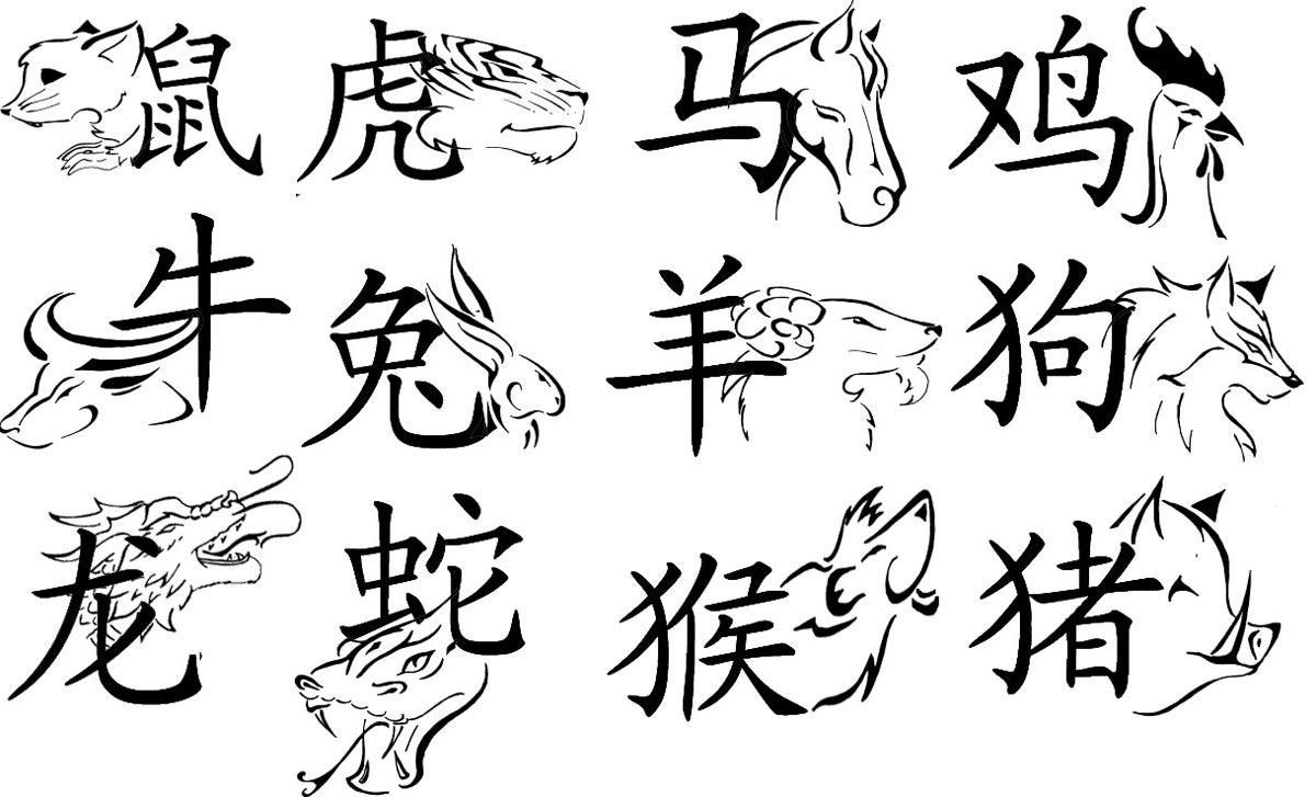 Животные - символы года. Фото с сайта hotelurbano.com.br