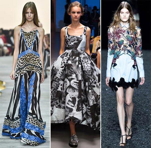 Орнаменты и принты сегодня в моде. Фото с сайта woman-paradise.ru