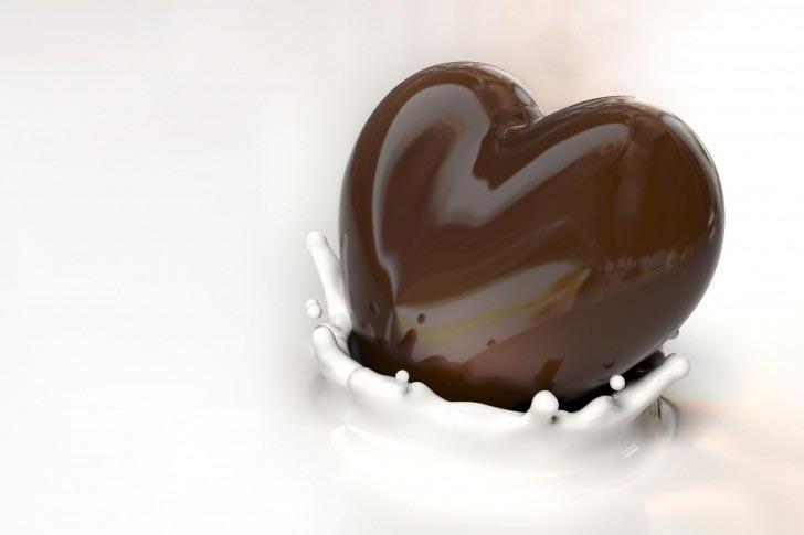 Шоколадные конфеты своими руками. Фото с сайта www.yoyowall.com