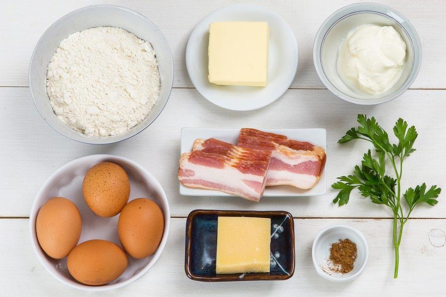Набор ингредиентов для пирога. Фото с сайта www.chefmarket.ru