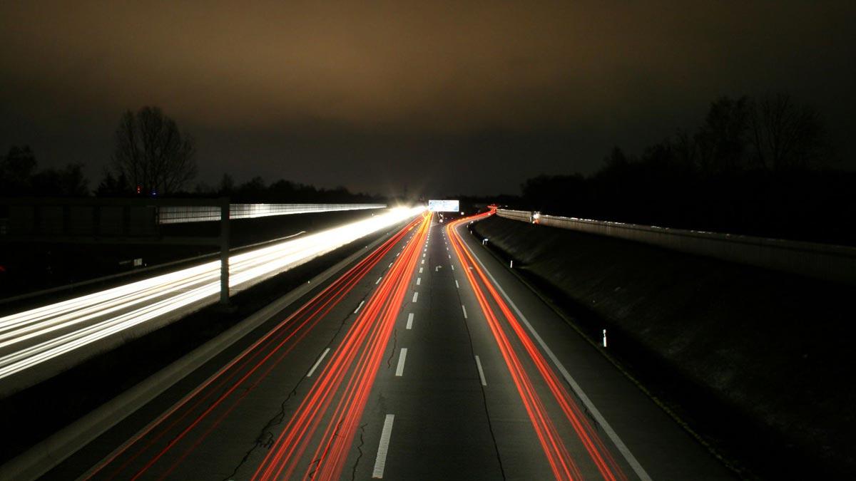 Идеальные дороги - мечта. Фото с сайта hq-wallpapers.ru