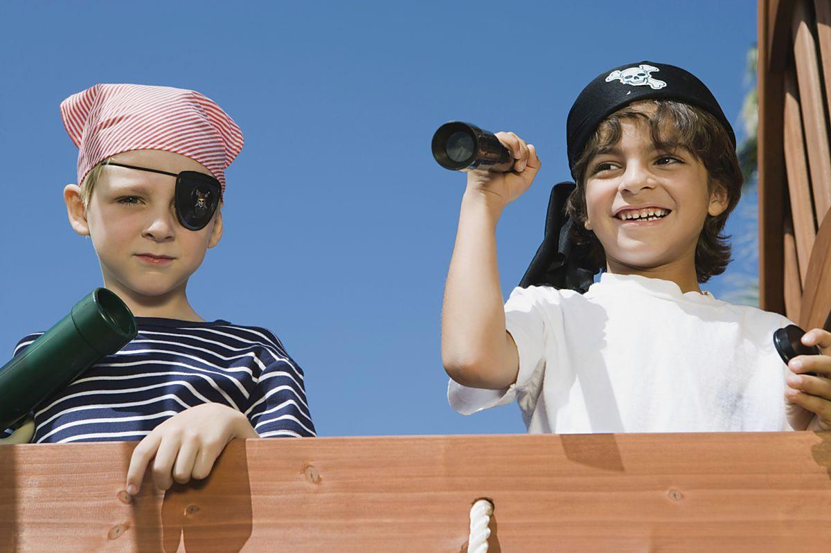 В 7 лет малыши с удовольствием примерят образы любимых персонажей. Фото с сайта zpravodajstvi.olomouc.cz