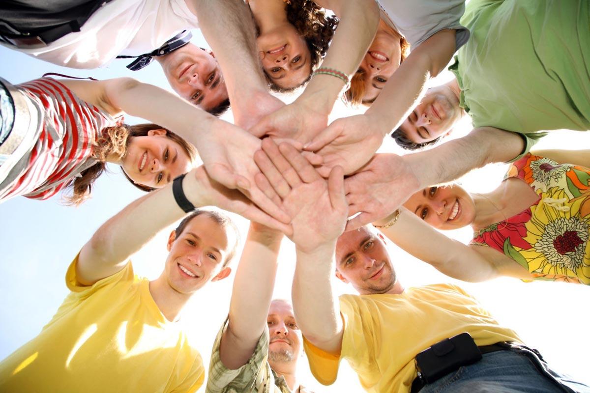 Любая компания коллег может стать друзьями! Фото с сайта pedagogforlaget.com