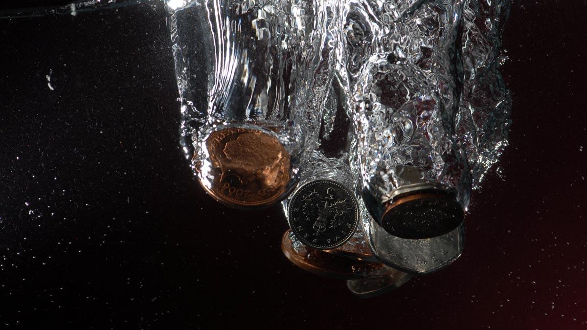 Предательство Иуды за монеты. Фото с сайта wallpaperscraft.com