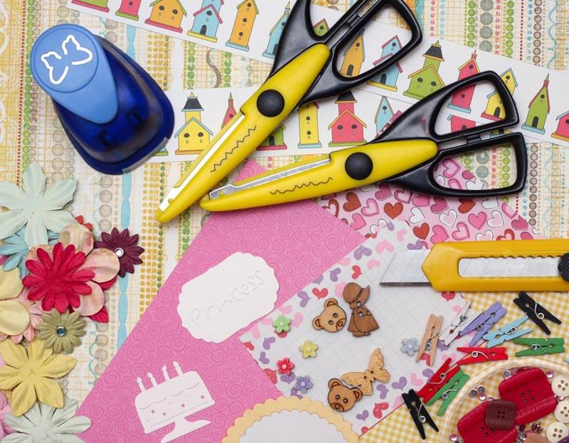 Большую часть материалов не нужно приобретать целенаправленно. Фото с сайта csia.pl