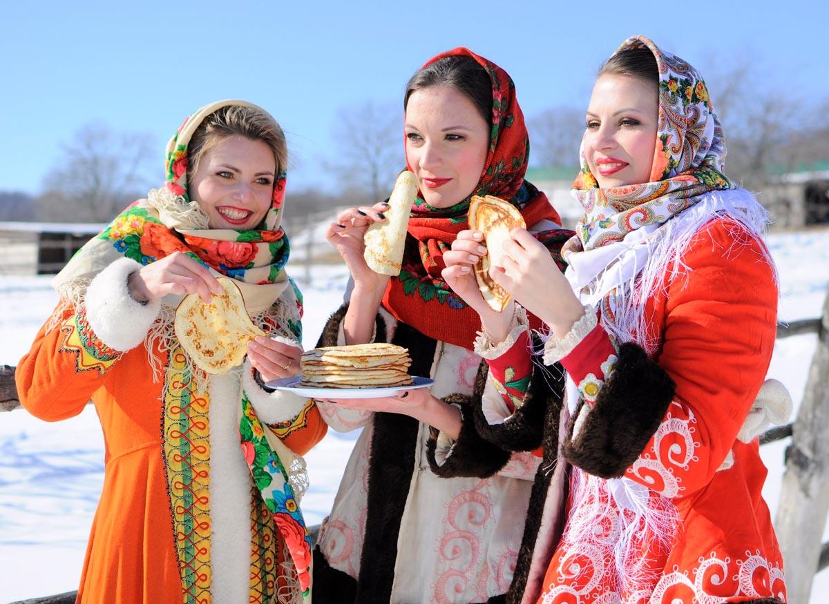 Масленичные традиции. Фото с сайта www.magput.ru