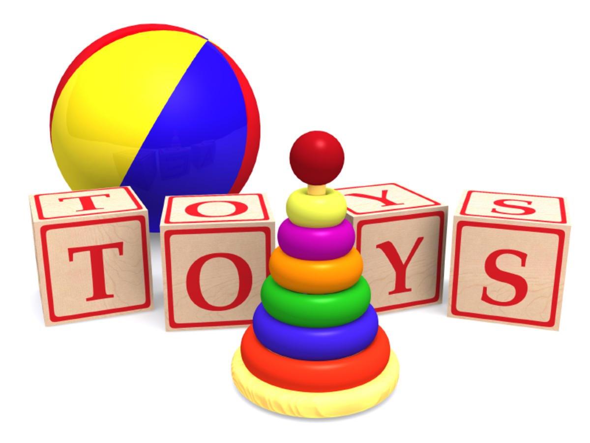 Детские игрушки подойдет для малыша. Фото с сайта www.fainaidea.com