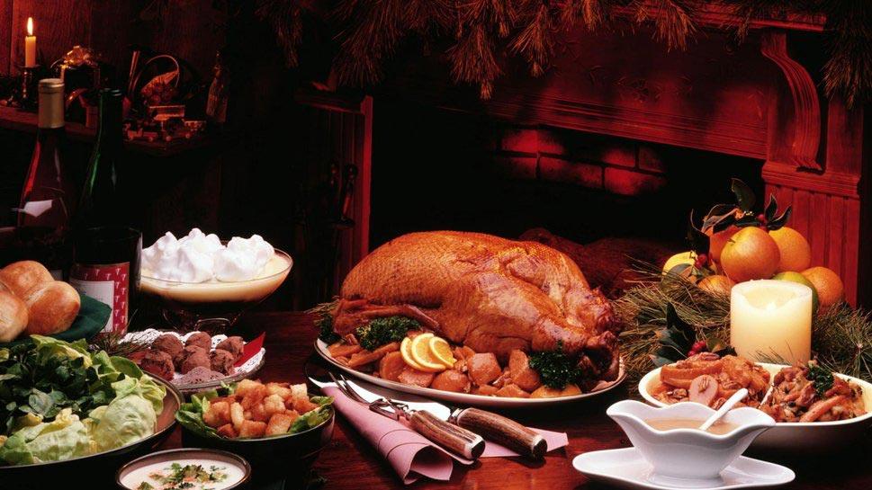 Подача блюд на торжестве. Фото с сайта forwallpaper.com