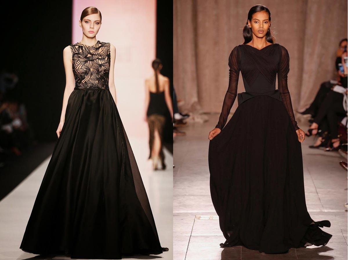 Черный цвет всегда лаконичен. Фото с сайта podiumx.net