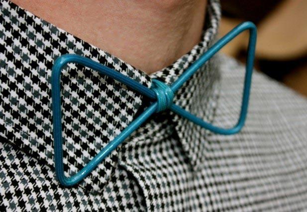 Оригинальный вариант галстука. Фото с сайта secondstreet.ru