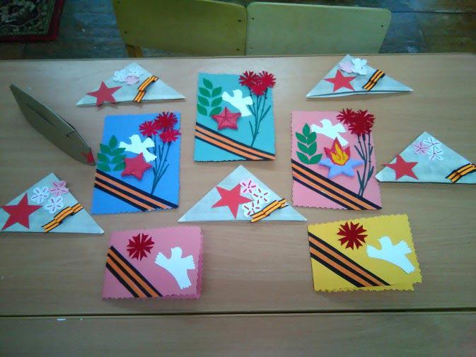 Оригинальные детские открытки. Фото с сайта www.maam.ru
