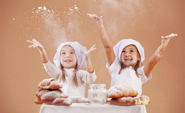 Кулинарные мастер-классы для детей. Фото с сайта gorod.tomsk.ru