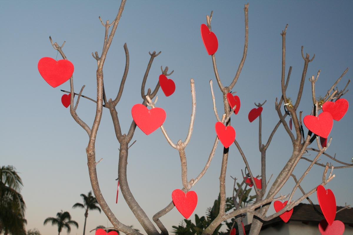 Поведайте о своей любви. Фото с сайта www.makingcentz.com