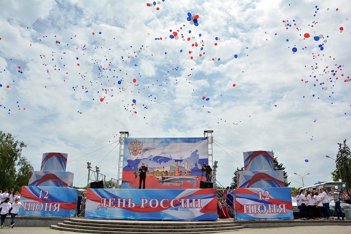 Концерт в городе. Фото с сайта vechorka.ru