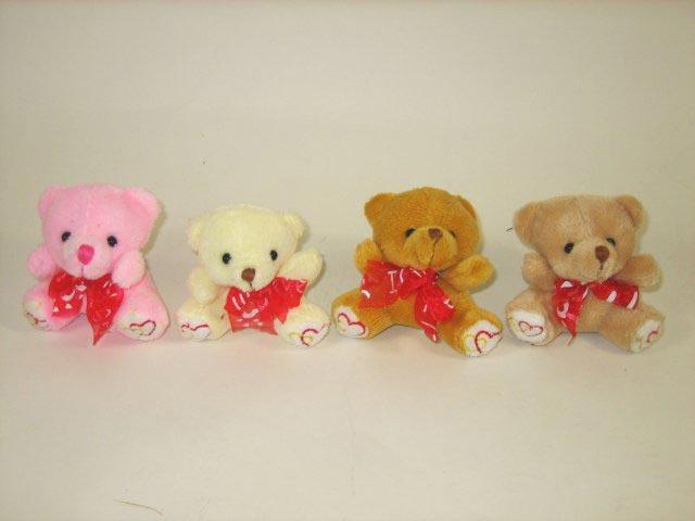 Милые медвежата. Фото с сайта www.plushtoys.ru