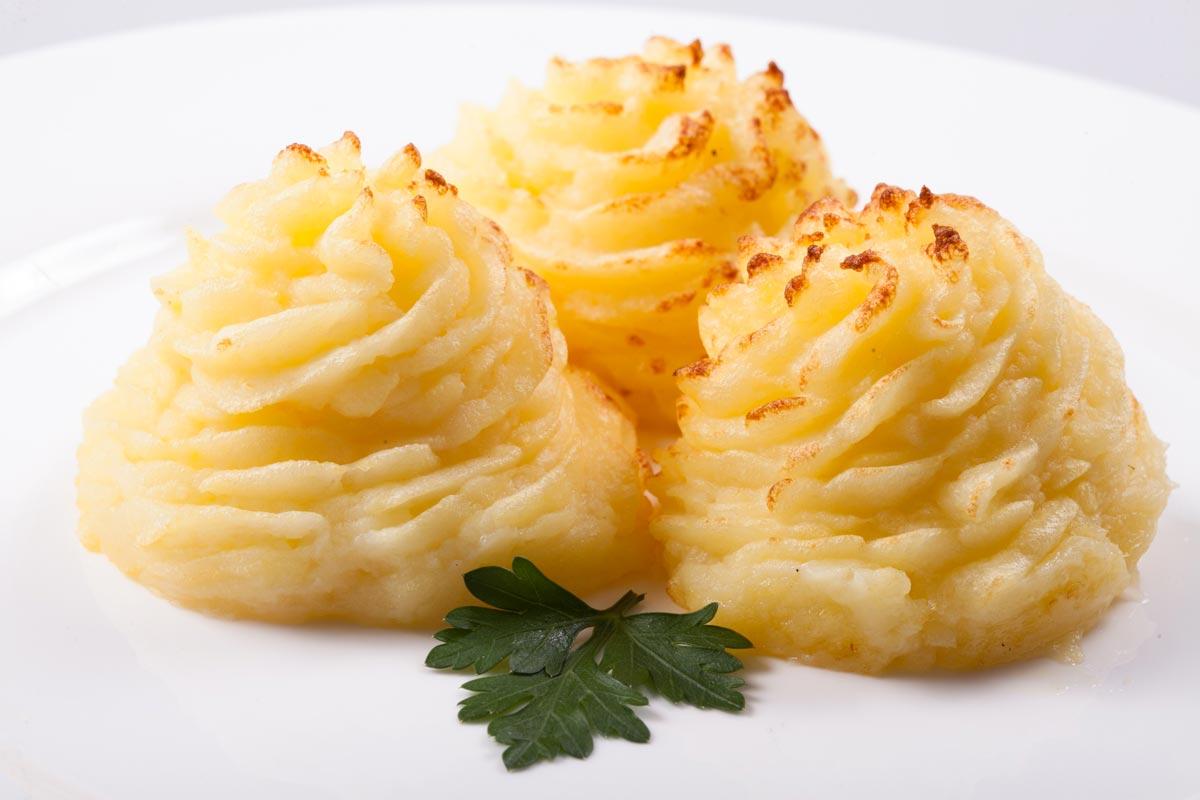 Праздничный гарнир из картофеля. Фото с сайта multivarenie.ru